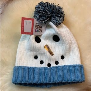 Muk Luks Snowman Hat